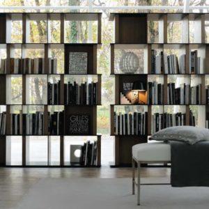 Libreria Horizon Easy - Mobilgram - Gambula Arredamenti - Negozio di arredamenti nel Sulcis Iglesiente 3