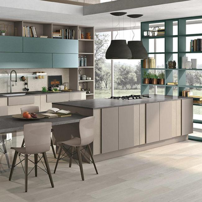 Cucina Lube Creativa- Cucine - Gambula Arredamenti - Negozio di mobili e arredamento in Sardegna