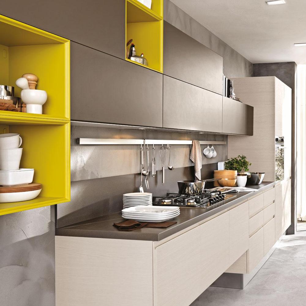 Cucine Moderne Sardegna.Cucina Lube Linda Cucine Gambula Arredamenti Negozio