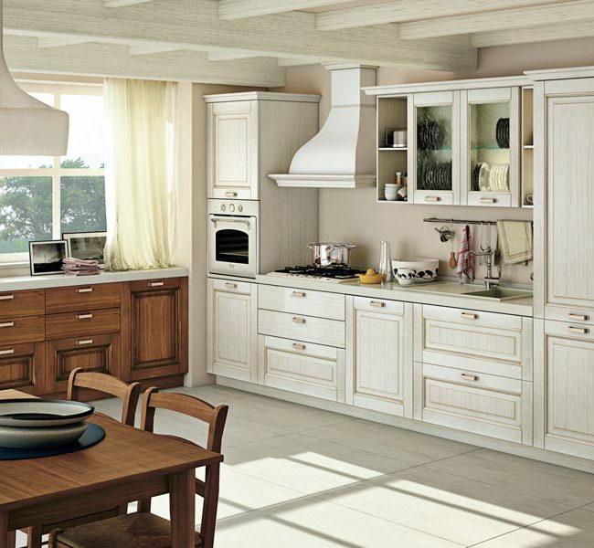Creo Kitchens - Cucine Classiche - Oprah -3- Gambula Arredamenti - Negozio di arredamenti nel Sulcis Iglesiente