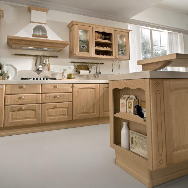 Cucine Lube Cucine Classiche - Veronica - 1- Gambula Arredamenti - Negozio di arredamenti nel Sulcis Iglesiente