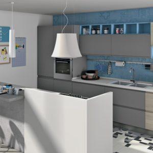 Creo Kitchens - Cucina Jey - Gambula Arredamenti - Negozio di Arredamenti nel Sulcis Iglesiente