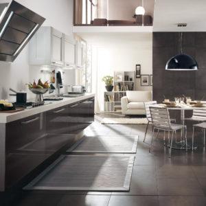 Cucine Lube - Cucina Georgia - Gambula Arredamenti - Negozio di Arredamenti nel Sulcis Iglesiente