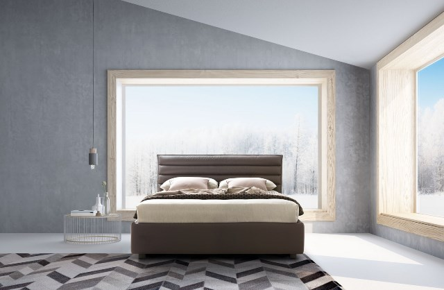 LECOMFORT GAMBULA LETTO PHIL FRONTALE