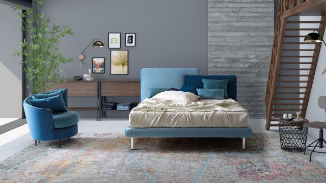 LECOMFORT GAMBULA LETTO TOGETHER