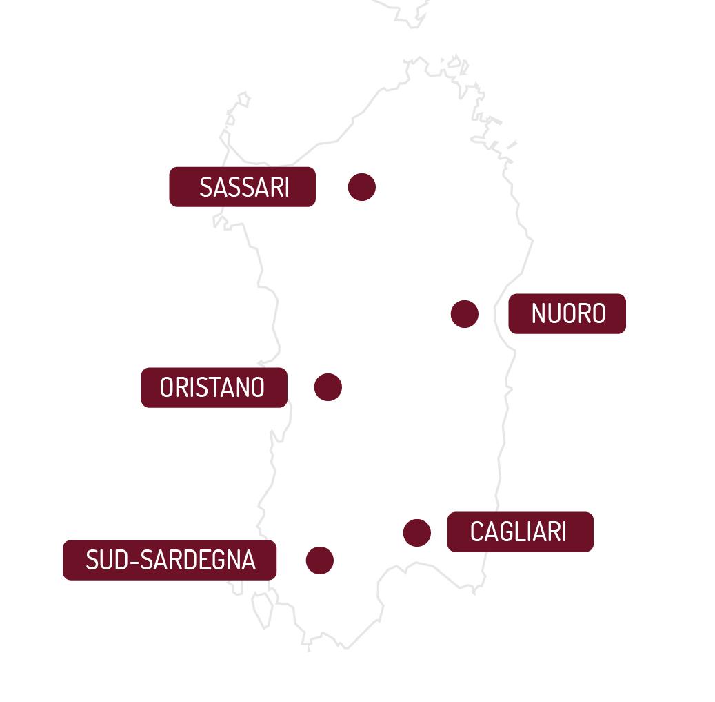 Vendita Arredamenti in Sardegna