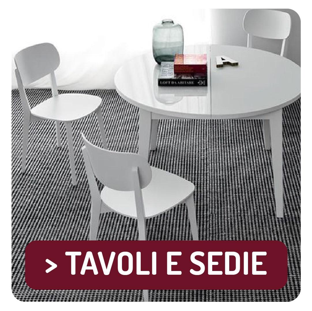 Tavoli e Sedie Gambula Arredamenti